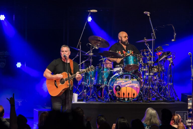 Barenaked Ladies at the Greek Theater