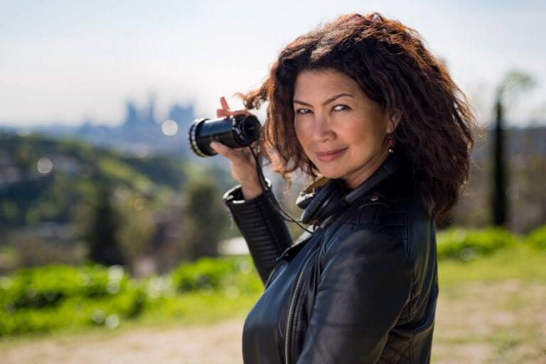 Portrait of Carmen, film Director