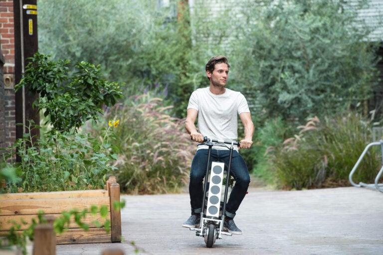 Photos of Urb-E scooter